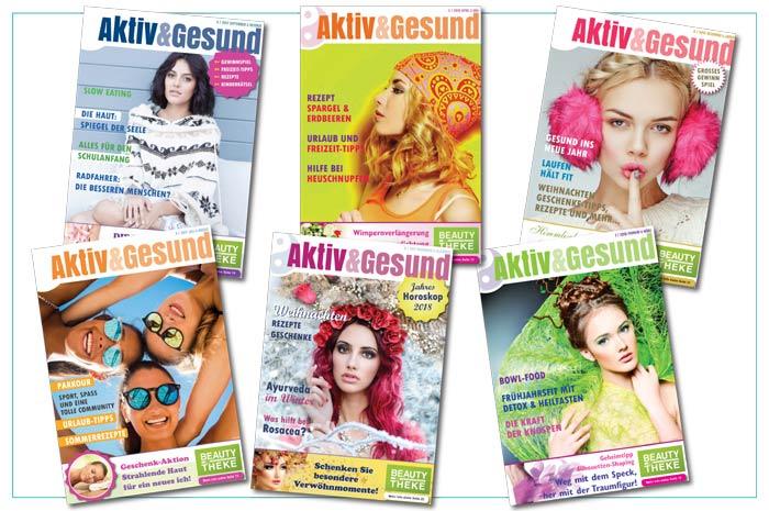 aktivundgesund.biz Aktiv & Gesund Wir machen ein Magazin, das wir auch gerne selber lesen