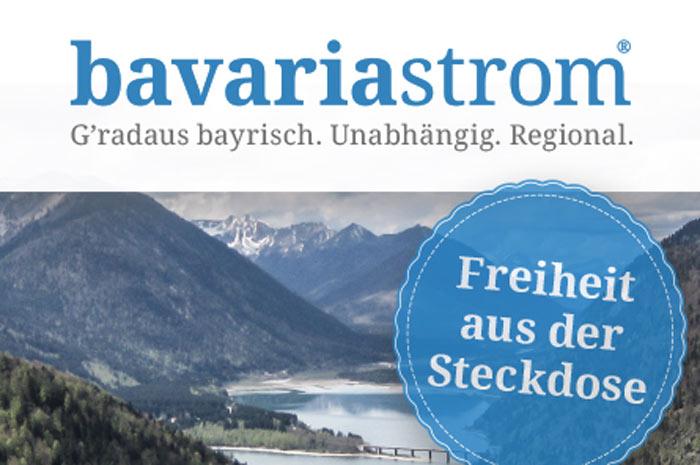 bavariastrom.de bavariastrom Strom aus Bayern und für Bayern