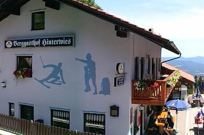 berggasthof-hinterwies.de Berggasthof Hinterwies Familie Kreutz