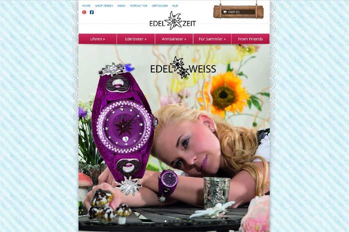 edel-zeit.com Tracht und Zeit ist EDELZEIT