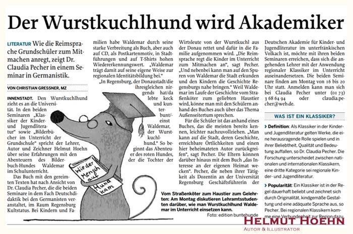 helmut-hoehn.de Helmut Hoehn Autor und Illustrator