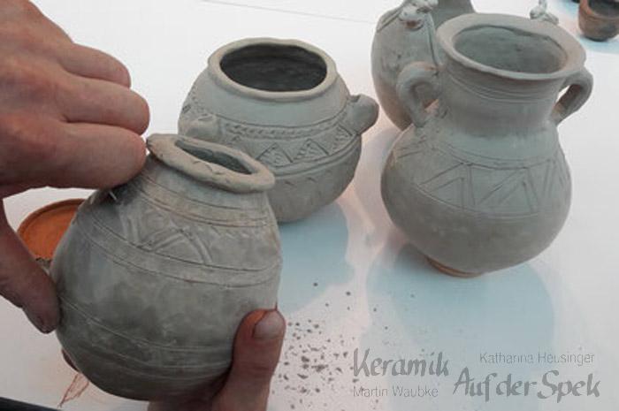 heusingerwaubke.de Wenn der Hausname zur Marke wird: Keramik Auf der Spek