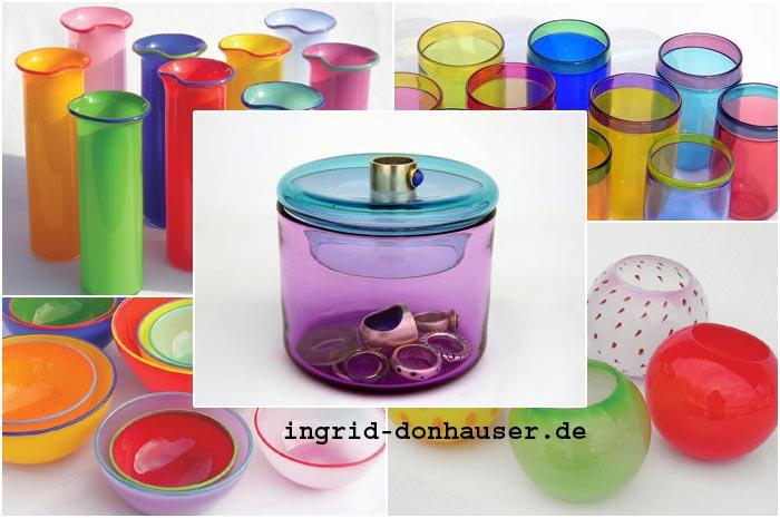 ingrid-donhauser.de Klare Formen Starke Farben