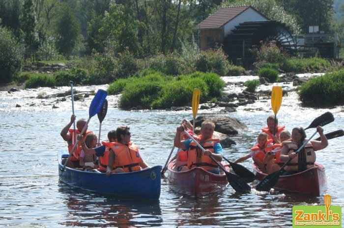 kanuverleih-zankl.de Zankl's Kanu- und Canadierverleih Den bayerischen Wald auf dem Wasser erleben