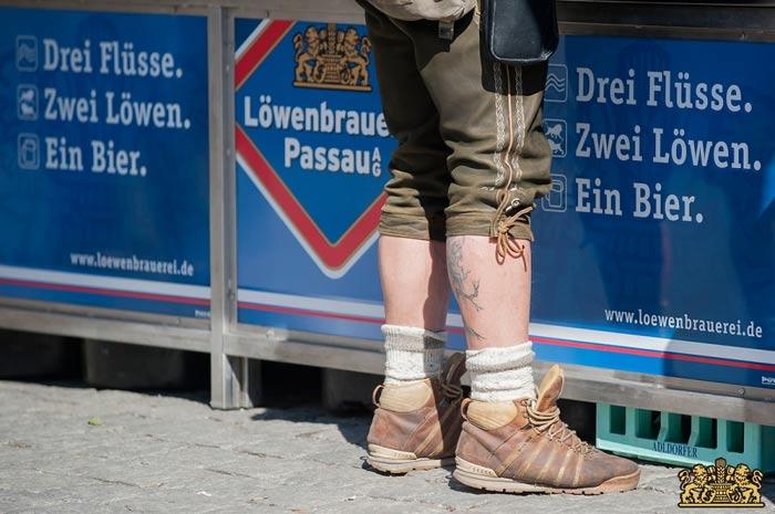 loewenbrauerei.de Löwenbrauerei Passau AG Drei Flüsse. Zwei Löwen. Ein Bier.