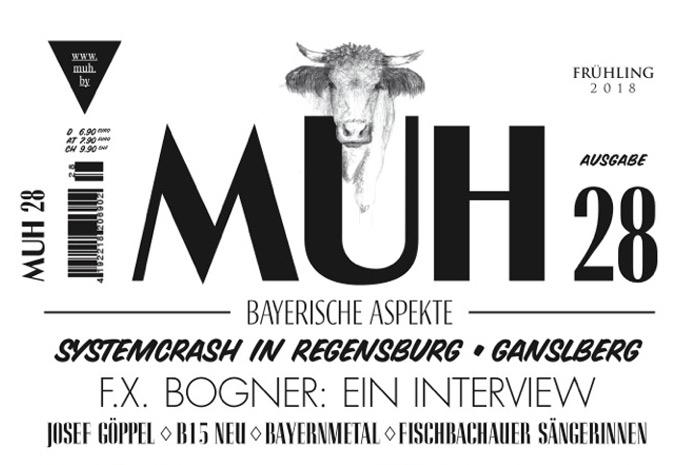muh.by MUH Das Magazin für BAYERISCHE ASPEKTE
