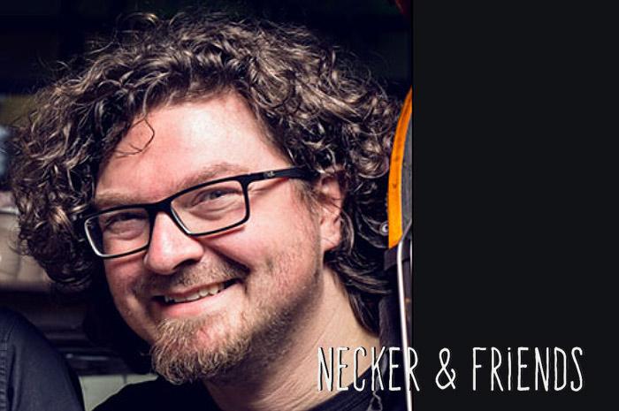 necker-friends.de Richie Necker & Friends Pur und direkt ins Herz.