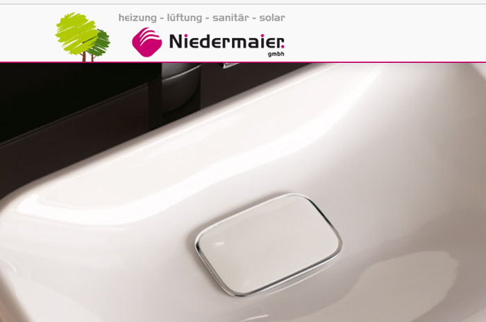 niedermaier-haustechnik.de Alles aus einer Hand! Haustechnik Niedermaier
