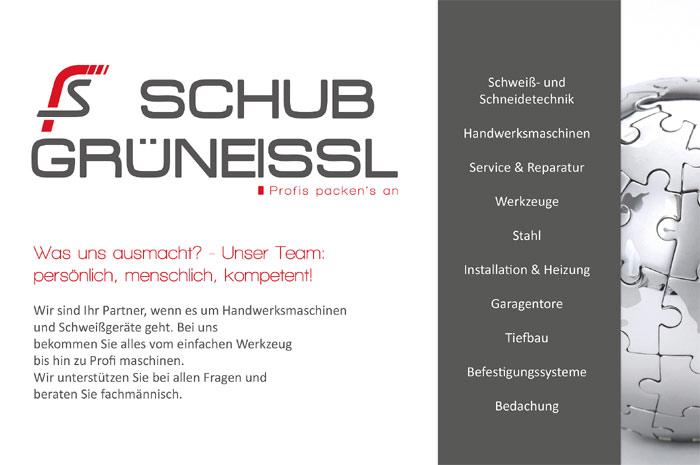 schub.info Fidel Schub GmbH & Co. KG Alles für's Handwerk