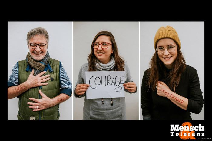 toleranzmensch.com Mensch & Toleranz Ein Fotoprojekt für Toleranz und gegen Rassismus
