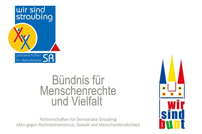 wir-sind-straubing.de Straubinger Partnerschaften für Demokratie