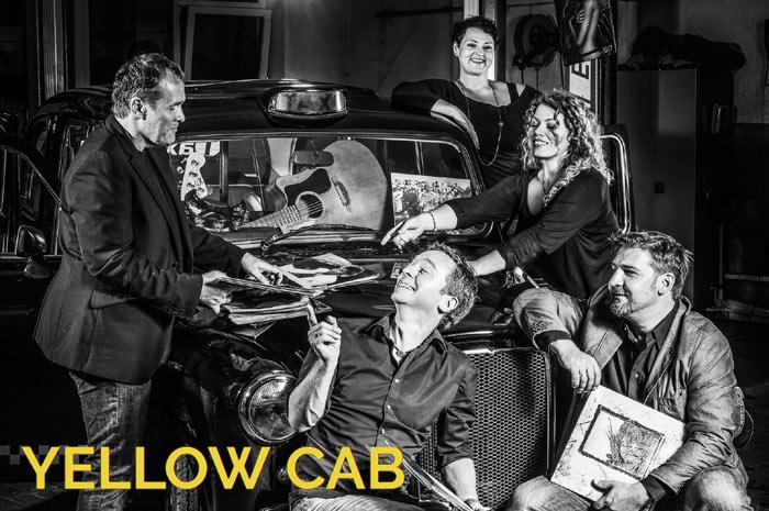 yellowcabmusic.com YELLOW CAB Fahren Sie mit!