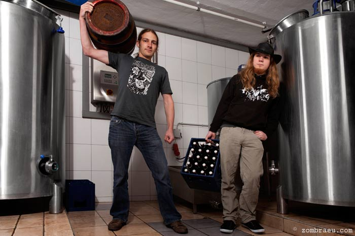 zombraeu.com Der Bierhimmel ist um eine Sensation reicher: ZOMBRÄU - Mirskofen